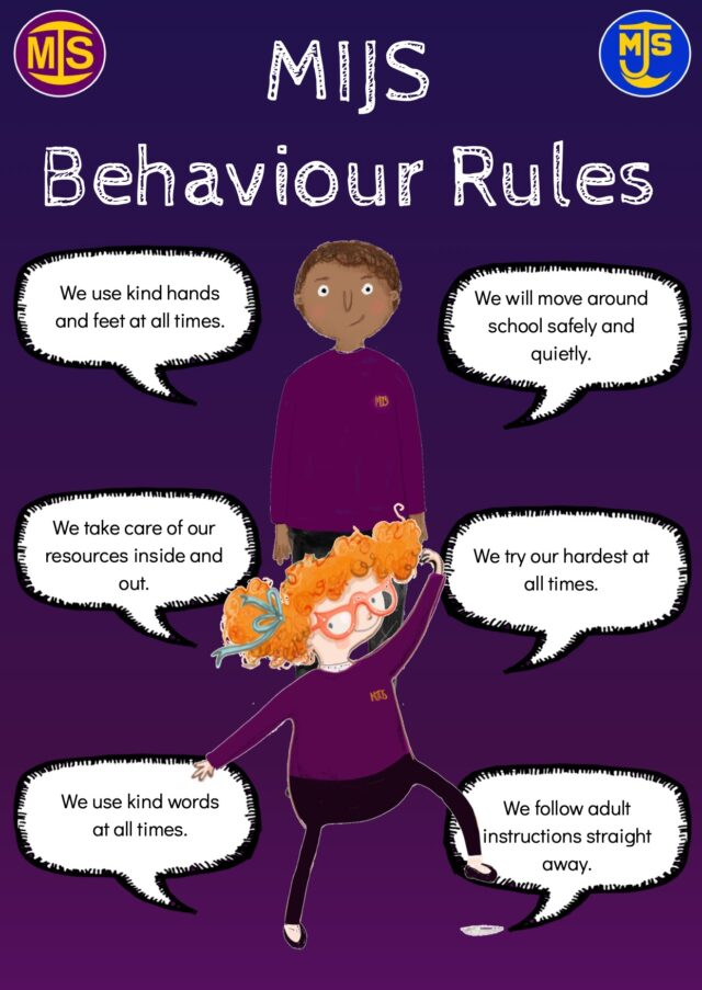 The Coastal Federation Behaviour Rules 2